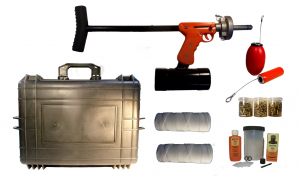 SS Line Launcher Kit mit Hard Case